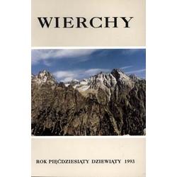 Wierchy, t.59, rok 1993