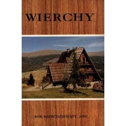Wierchy, t.60, rok 1994