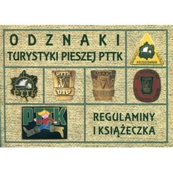Książeczka Turystyki Pieszej PTTK