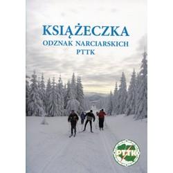 Książeczka Odznak Narciarskich PTTK