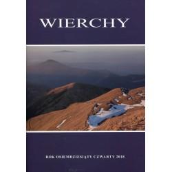 Wierchy, T. 84, Rok 2018